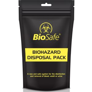BioSafe Biohazard Disposal Pack Refill