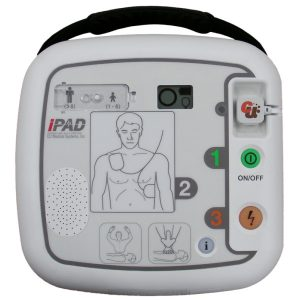 CU Medical i-PAD SP1 Semi-Automated Automated External Defibrillator (AED)