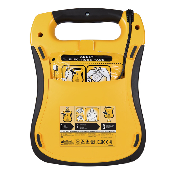 Defibtech Lifeline Automated External Defibrillator (Back)
